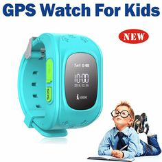 HQ Anti Lost GPS Tracker Watch For Kids SOS Emergency GSM Smart Mobile Phone App For IOS & … http://sumo.ly/wEF1