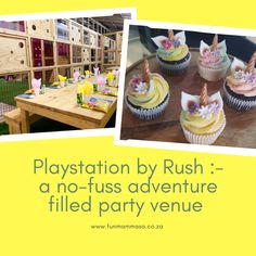 Playstation by Rush :- a no-fuss adventure filled party venue - Mamma & Bear