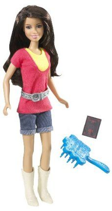 Wizards of Waverly Place Alex Russo Fashion Doll with Spell Book - Denim Shorts and Coral Shirt by Mattel. $10.00. Alex Russo doll comes in your choice of stylish fashions. Girls can have fun playing out scenes from the movie. Each doll includes a cool wizard accessory like Alex's spell book. Calling all wizards-in-training. From the hit Disney Channel Original seriers Wizards of Waverly Place. From the Manufacturer                Wizards of Waverly Place Alex Russo Fashion Doll ...