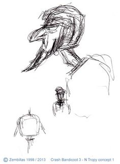 Charles Zembillas: Crash Bandicoot - Origin of N Tropy - Part 1