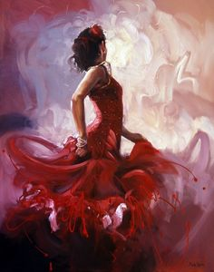 Red Rose - par Mark Spain