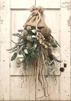 Natural SWAG Wreath All Seasons Holiday Swag Farmhouse Door … – Kids Fashion Christmas Swags, Holiday Wreaths, Seasonal Decor, Holiday Decor, Door Swag, Felt Leaves, Kid Swag, Natural Christmas, Autumn Nature