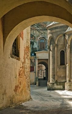 Backside Of Armenian Church< Lviv
