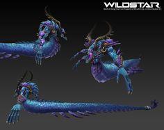 ArtStation - Wildstar Works, Hong Chan Lim