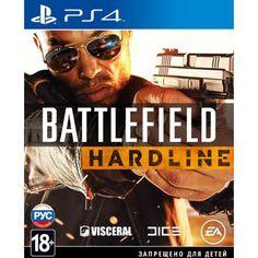 Electronic Arts Battlefield Hardline Sony PlayStation 4, приключения, боевик  — 1490 руб. —  Возрастное ограничение 18+ , Для платформы Sony PlayStation 4 , Язык Русский язык , Издание стандартное издание , Жанр Экшн и приключения