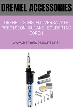 The New Dermal Versa Tip is the ideal butane soldering torch for people engaged in creative and detailed projects that require precision and versatility combined with portability. The Versa Tip is a butane soldering iron that solders, heats, melts, cuts, welds, shrinks and makes decorative burns in a wide variety of materials. Dremel Accessories, Soldering Iron, Burns, Creative, Tips, People, Projects, Advice, People Illustration