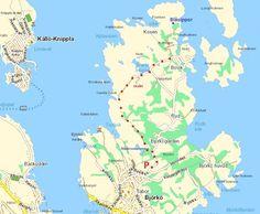 """Lördagen den 5 april 2014  Idag hade vi kursen satt mot blåsipporna vid Pjonken längst upp i norr på Björkö. Vi tog oss dit upp på vandringsleden """"Promenaden"""". Ett återbesök kan man kalla det för…"""