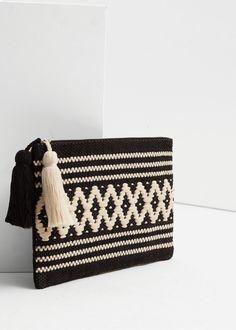 Nécessaire algodão | MANGO