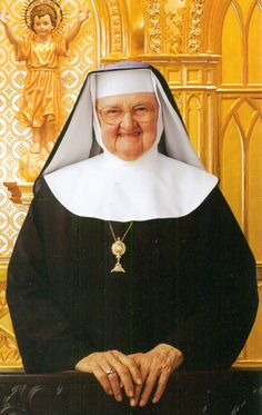 Mother Angelica - EWTN> She has given many words of wisdom