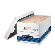 Bankers Box StorFile MediumDuty Storage Boxes with LiftOff Lid Letter 12 Pack 00701 ** Check this awesome product by going to the link at the image.