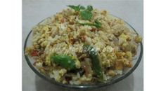Easy and Tasty egg rice