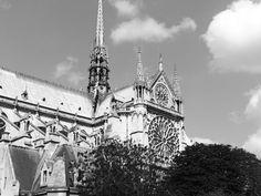 Notre Dame  Taken by clevelandglobetrotter (follow on Instagram)