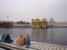 Sikh Golden Temple - Amritsar, Punjab, India