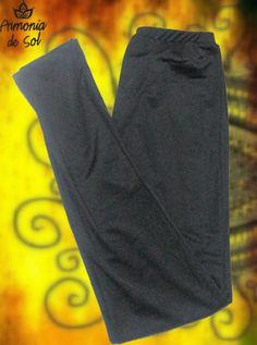 Calza de lycra negra