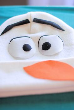 Easy No Sew Olaf Costume & 89 More Costume Ideas - Crazy Little Projects