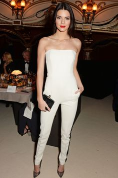 Kendall Jenner is proof why you definitely SHOULD wear white after Labor Day