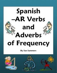 adverbs of frequency spanish - Google Search