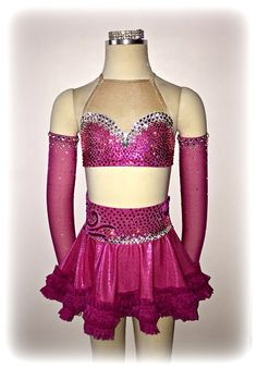 Jordan Grace Princesswear creating unique pageant swimwear and dance costumes that are always original, never duplicated. Dance Moms Costumes, Jazz Costumes, Lyrical Dance Dresses, Dance Leotards, Ballroom Dress, Hip Hop Outfits, Dance Outfits, Pageant Swimwear, Pagent Dresses