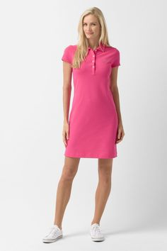 Fred Perry polo shirt dress. | please buy me this | Pinterest ...