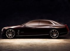 2012 Cadillac Ciel Coupe.......We can only hope.