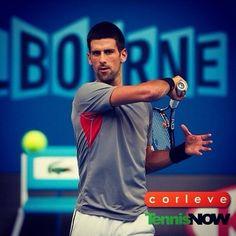 Novak Djokovic Austrailian Open 2011