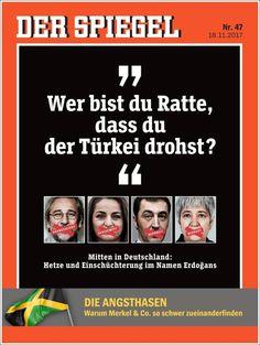 Der Spiegel, Germany