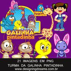 GALINHA PINTADINHA KIT COM IMAGENS GRÁTIS PARA MONTAGENS DIGITAIS Cantinho do Blog Cantinho do blog Layouts e Templates para Blogger