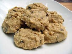 raw cookies!