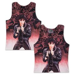 {*Elvis tank top :) Luv this*} My One And Only, Elvis Presley, Rock And Roll, Interview, King, Costumes, Jewellery, Lady, Books