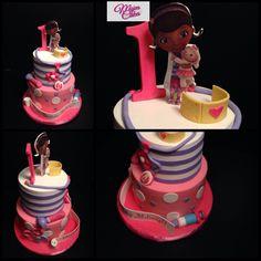 - Doc Mcstuffins cake