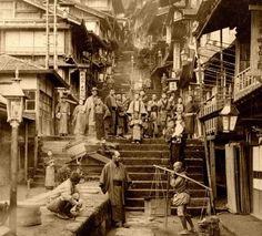 Japan 1904 tumblelog from ota-ku, tokyo Japanese History, Asian History, Japanese Culture, Photo Japon, Japan Photo, Japan Art, Tokyo Japan, Old Pictures, Old Photos