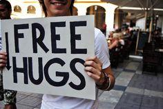 i love free hugs :)