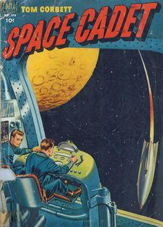 Tom Corbett Space Cadet, No. 378, (c)1952