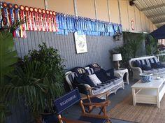 John French's Waldenbrook Farm Tackroom Display at HITS Thermal 2013