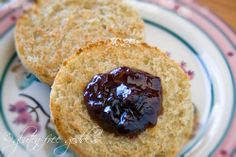 Karina's Gluten-Free English Muffin recipe