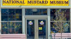 National Mustard Museum  Middleton, WI