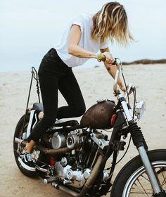 Rock 'n' Roll Style ☆ Jenavieve Belair