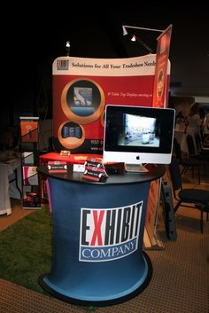 Visit our showroom. We can help you design the perfect exhibit for your budget.