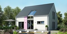 massa haus Ausbauhaus - Fertighaus conceptLINE - Haus PURE 3