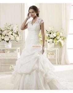 Princesse Zip Naturel Robes de mariée 2014