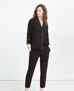 $40 ZARA - NEW IN - SKINNY CHINO TROUSERS