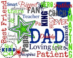 Father's Day Graphics Clip Art