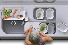 Wohnideen für die moderne Küche   Aequivalere