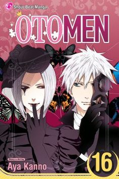 """Otomen"" is a portmanteau that combines the Japanese word for ""woman"" and the English word ""men."" Aya Kanno (self-portrait) Manga fans know Baka And Test, Cute Anime Boy, Anime Boys, Rosario Vampire, Cute Stuffed Animals, Vampire Knight, Holiday Wishes, Cardcaptor Sakura"