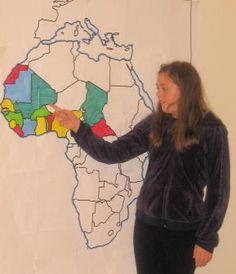 GRATIS landkaarten die je zo groot als je wil kan afdrukken!
