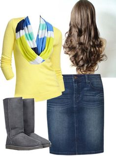 """yellow"" by hannahtay96 ❤ liked on Polyvore"