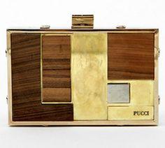 Vintage Pucci Minaudiere.