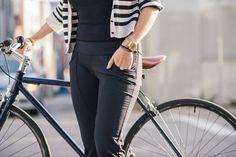 Bike Style Profile: Jessie, city cyclist from NYC to SF on Iladora Apparel. #bike #madeinsf #style #lookbook blog.iladora.com
