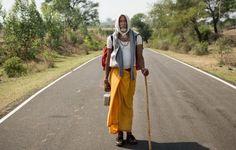 Historias de peregrinaje en la India