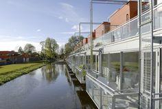 Architectuurstudio Herman Hertzberger HH-Paswerk